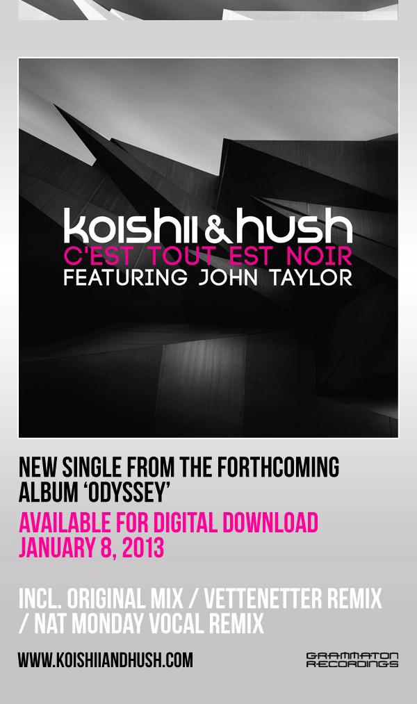 December 18, 2012 | duranasty.com interviews Koishii & Hush about ...
